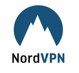 NordVPN blue logo